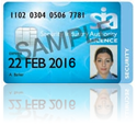SIA Security Guard License